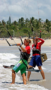 Tropical Paradise Kitesurfing News December 08