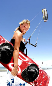 Tropical Paradise Kitesurfing News August 09